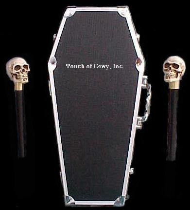Tattoo Equipment Coffin Case